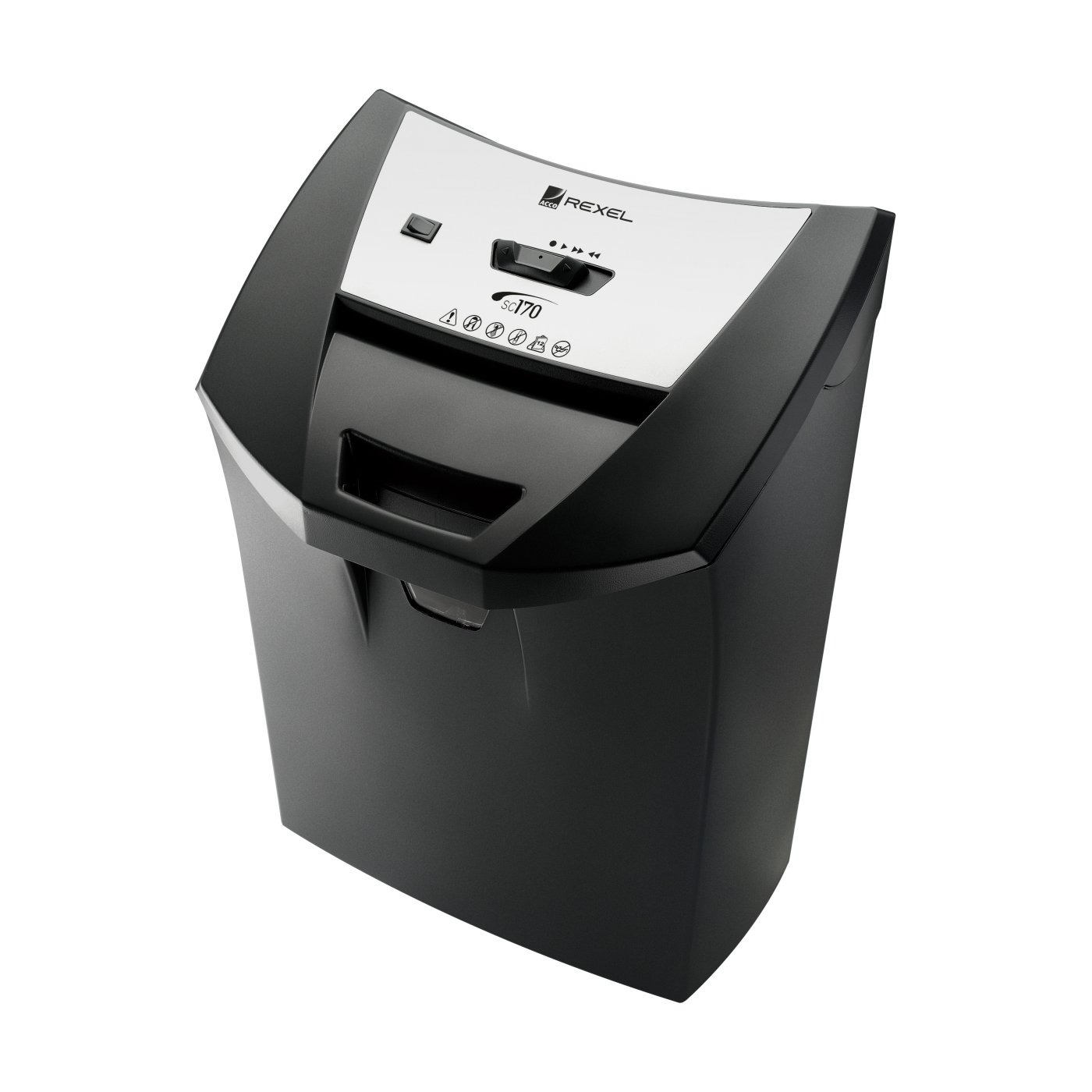 shredders home and office rexel officemaster shredder cc175 confetti