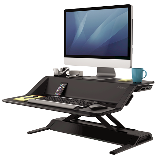 Lotus™ Sit-Stand Workstation