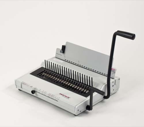 Binding Machines Renz Combinette Comb Binder