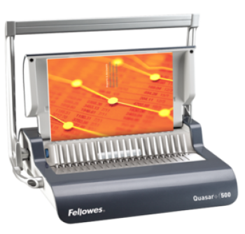 Fellowes Quasar + 500 Comb Binder